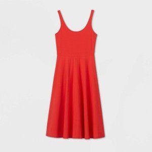 A New Day™ Red Women's Sleeveless Ballet Dress New